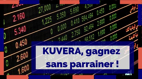 AVIS KUVERA distributeur france