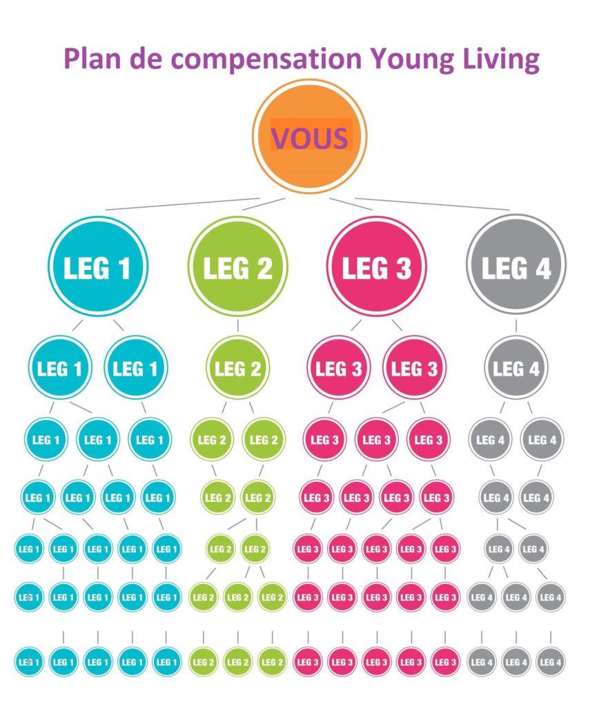 avis Young LIving france produit